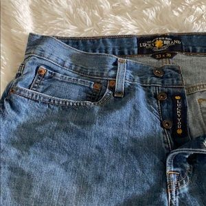Lucky Brand Jeans - Lucky Brand 121 Heritage Slim size 33x30